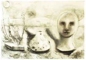 'Moorland Objects'.